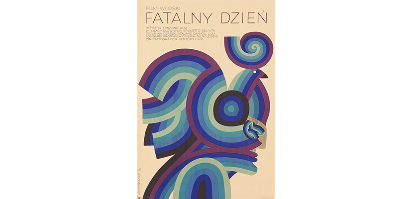 Andrzej Bertrandt Poster Fatal Day